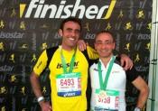 Marathon de Paris 2015 – Objectif 2h54 !