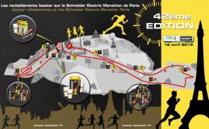 parcours marathon