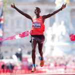 Kenyan Wilson Kipsang (photo : © AFP)
