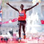 Kenyan Wilson Kipsang (photo : © AFP)