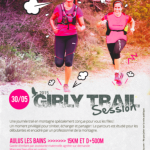 GIRLY TRAIL SESSION