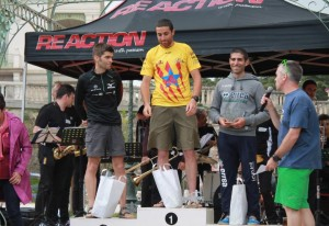 Podium sratch