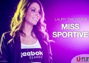 Laury Thilleman, la miss sportive
