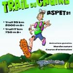 Trail du Cagire 2015