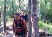 Ultraskyrace® 2015 : défi de mener Timothée au sommet du Piton des Neiges