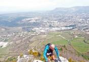 La Verticausse : 2ème étape du Salomon Skyrunner France Series