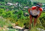 Sandra Martin et Patrick Bringer remportent le 42 km de la Verticausse deuxième étape du Salomon Skyrunner France Series