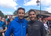 Beaujolais Challenge Trail : 2ème place du coach u-Run derrière Laurent Brochard