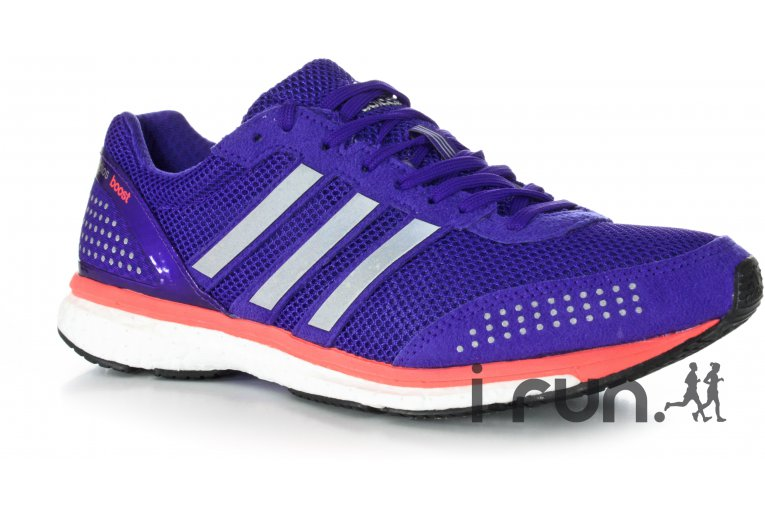 ADIDAS ADIOS BOOST : le test – U Run