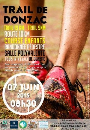 Trail de Donzac