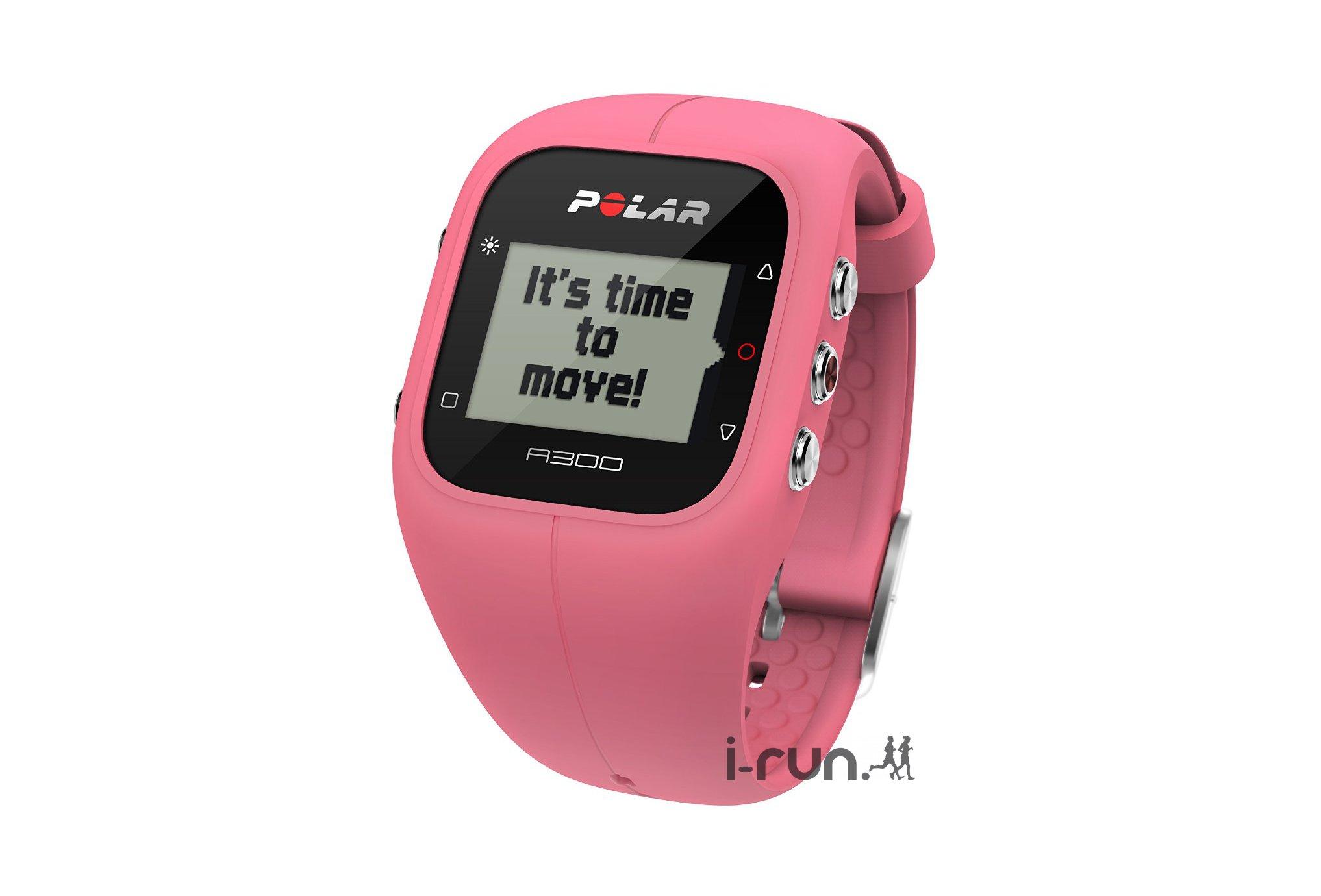 La nouvelle montre connectée POLAR A300