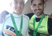 Plan d'entraînement d'un triathlète pour le marathon de Paris