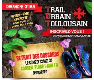 Trail Urbain Toulousain