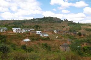 Des villages et des habitations éparpillées à traverser ou à découvrir.