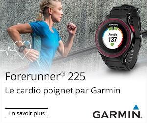 GARMIN FORERUNNER 225