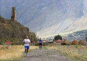 Kazbegi Trail Marathon : 6ème édition le 5 septembre 2015