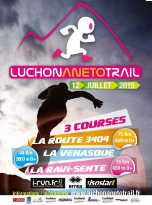 Luchon Aneto Trail 2015