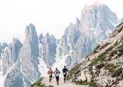 L'Ultra Trail® World Tour en Italie et en Californie ce WE !