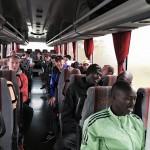 dans le bus elites