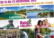 Le Raid des Alizés-Martinique, une aventure 100% féminine !