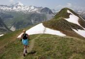 10 au 12 juillet Val d'Isère à l'heure du skyrunning