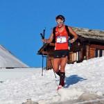 Emelie Forsberg  championne d'Europe 2015  photo Goran Mojicevic Passion Trail