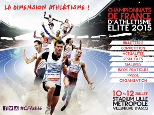 FRANCE ELITE ATHLÉTISME