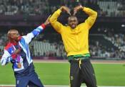 Usain Bolt is back !