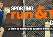 Sporting Form' Toulouse lance « Run and Fit »