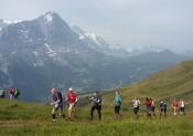 L'Eiger Ultra – Trail , dans la lumière d'un géant