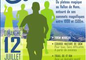 Trail des sommets de Caussols : Le coach ne s'est pas perdu 1 fois, ni 2 fois mais 3 fois !
