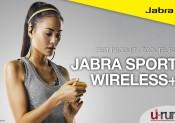 Test écouteurs : Jabra Sport Wireless +