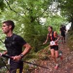 Laura Orgué 1ère du Marathon Montcalm 2015 photo JMK Consult