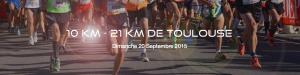 10km et semi-marathon de Toulouse