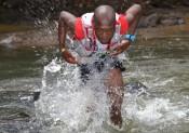 Interview de Thabang Madiba, 2ème du Dodo trail 50 km