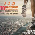 Marathon de Toulouse Métropole 2015