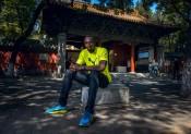 USAIN BOLT s'exprime avant les Championnats du Monde de l'IAAF