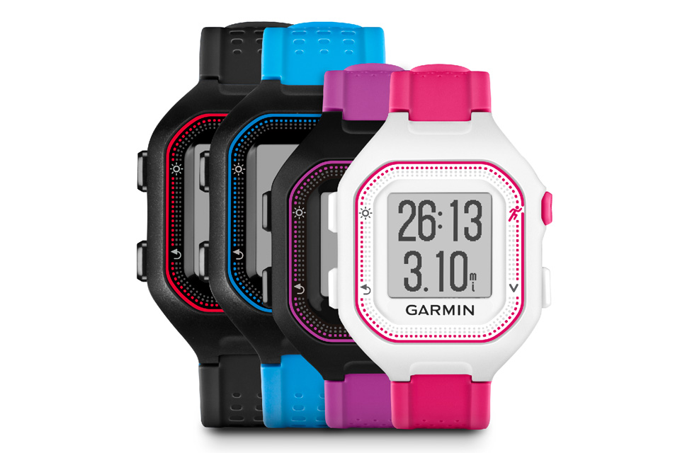 garmin forerunner 25 la nouvelle montre gps de running u run. Black Bedroom Furniture Sets. Home Design Ideas