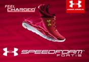 La SPEEDFORM® FORTIS de UNDER ARMOUR