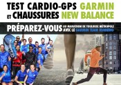 Animation New Balance et Garmin chez i-Run.fr