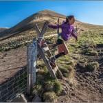 Sylvaine Cussot-Trail du Sancy (photo : Jean Louis Bal)