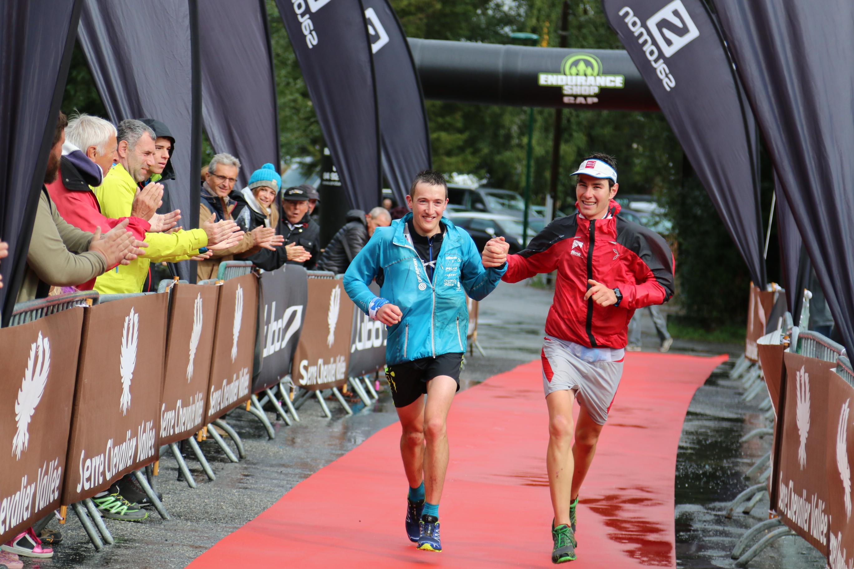 Résultat Serre che trail Salomon : victoire de Gael Reynaud