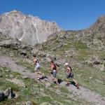 Organisateurs Serre Che  Trail Salomon en reconnaissance photo R Godin