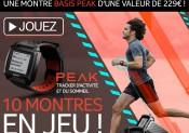 Pour le lancement du Basis Peak, i-Run.fr met en jeu 10 montres !
