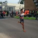 Benjamin BRETIN de l'AS Caluire s'impose sur le semi-marathon en  1 h 21 min