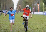 RUN and BIKE SOLIDAIRE PARIS 2014 - PHOTO JEAN-MARIE HERVIO / KMSP