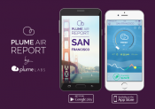 Plume Air Report : la météo gratuite de la pollution