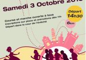 2ème édition des « Duchesses » Course & Marche pédestres