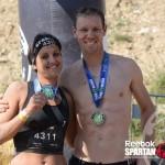 Spartan Race-Marion et Jérémy