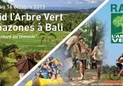 14ème édition du  Raid l'Arbre Vert « Amazones » à Bali